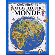 Mon premier atlas illustré du monde