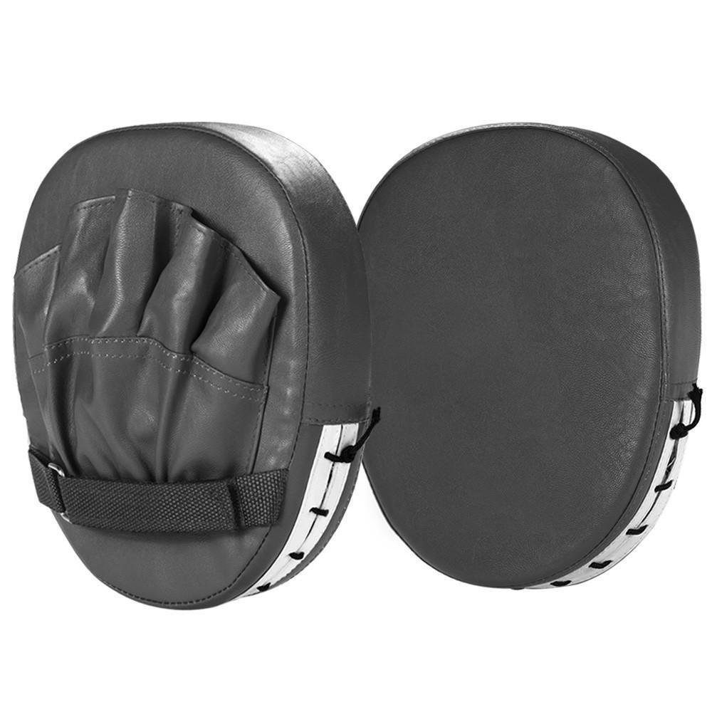 Yaheetech 2PCS Punching Boxing Mitts MMA Gloves