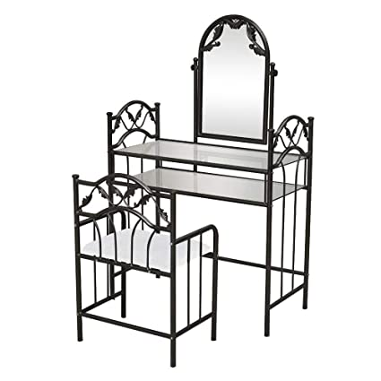 Amazon.com: kwantasmile Bedroom Furniture Metal Dresser ...