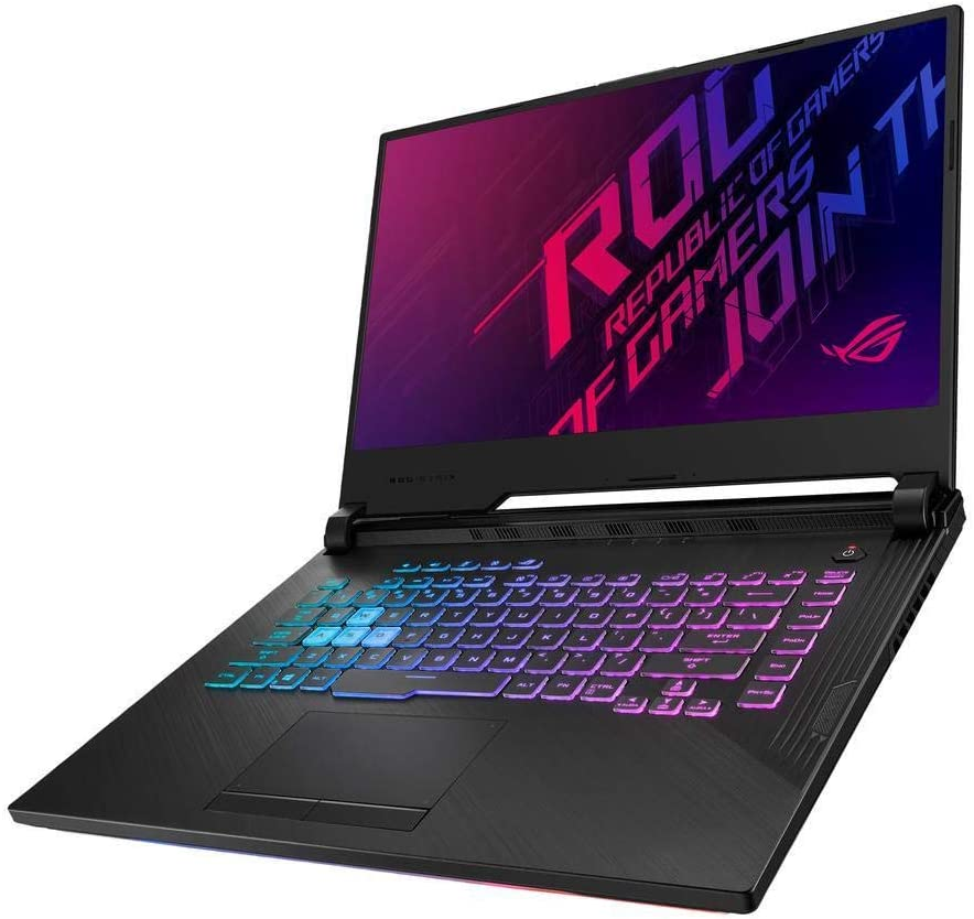 "ASUS ROG Strix G Gaming Laptop, 15.6"" 120Hz IPS Type Full HD, NVIDIA GeForce GTX 1660 Ti, Intel Core i5-9300H, 8GB DDR4, 512GB PCIe NVMe SSD, RGB KB, Windows 10, GL531GU-WB53"