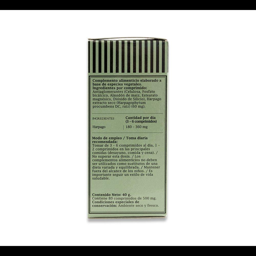 PRONUTRI - PRONUTRI Harpago 80 comprimidos: Amazon.es: Salud y cuidado personal