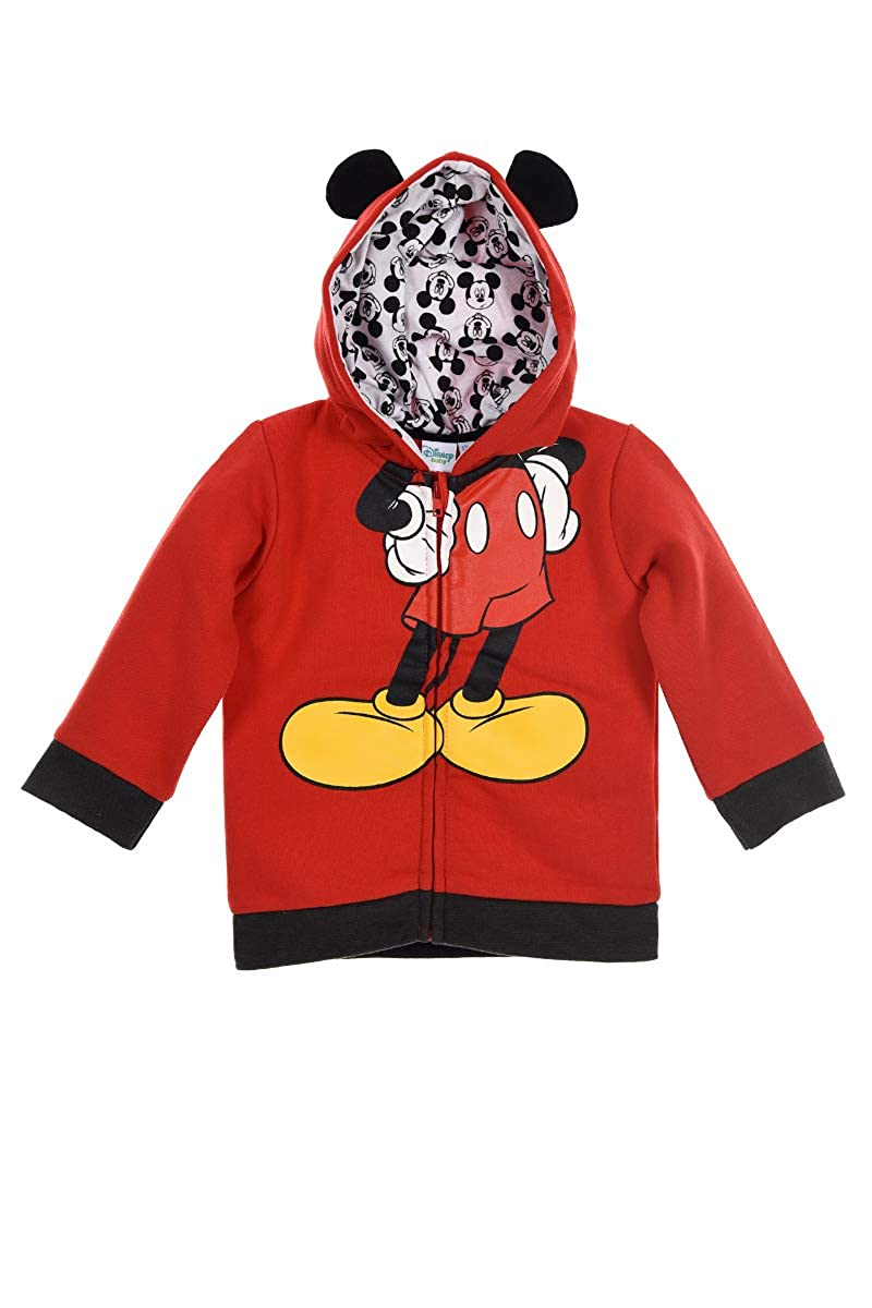 Fat Face Boys Sonny Stripe Zip Thru Hoodie