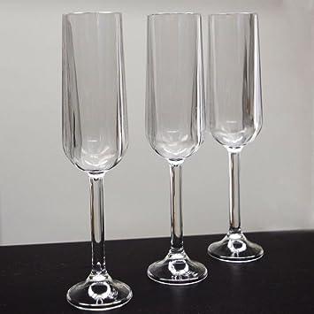 Amazon Paperlanternstore 5 Mini Champagne Flutes For Diy