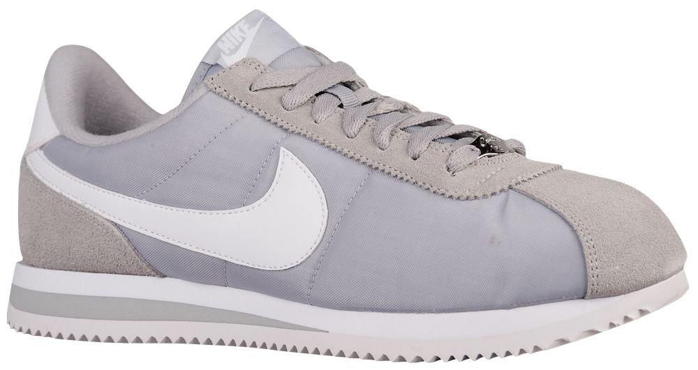 [ナイキ] Nike Cortez - メンズ ランニング [並行輸入品] B072MZD87W US14.0 Wolf Grey/White/Metallic Silver
