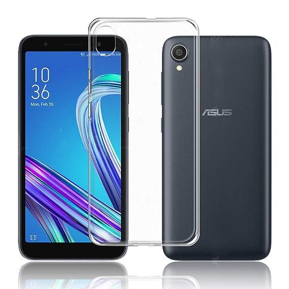 factory price c4a48 40966 Amazon.com: Asus Zenfone Live L1 Case, TopACE TPU Rubber Gel Shock ...