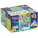 Pampers Baby Dry Pannolini Maxi, Taglia 4 (7-18 kg), 108 Pannolini