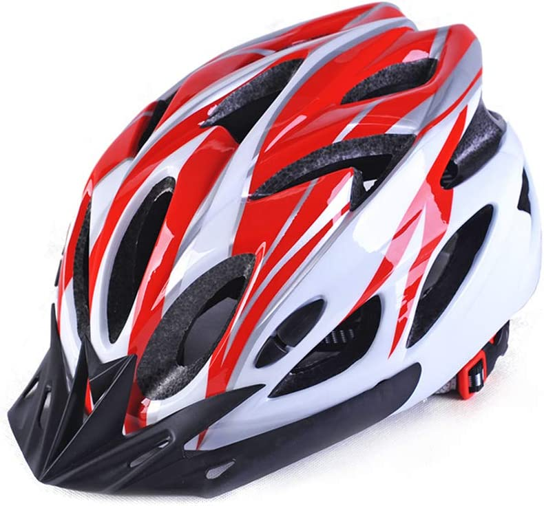 for Adult CZXXH Bicycle Riding Helmet Head Circumference One Size 57-63cm 22-25inch