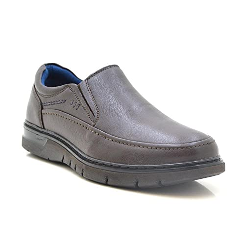 Hombre Gonzalez y Alberto Zapatos es 44 Tino Zapatos Marrón complementos Hombre Amazon qIOIdwv