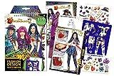 Fashion Design Disney Descendants 2 Sketchbook Art Kit Craft for Kids