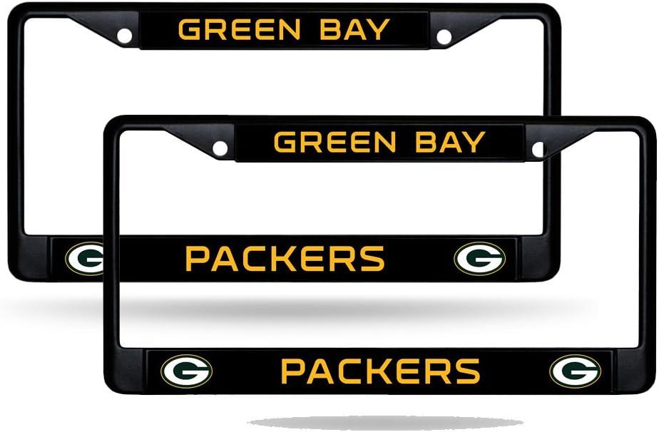 Wisconsin Badgers Metal Tag License Plate Carbon Fiber Design Premium Aluminum Novelty University of Inc Rico Industries