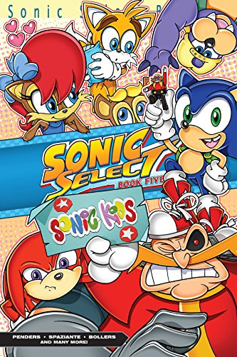 Sonic Limited: Book Five