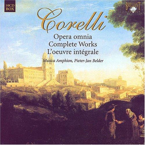 Corelli: Complete List price Super-cheap Works