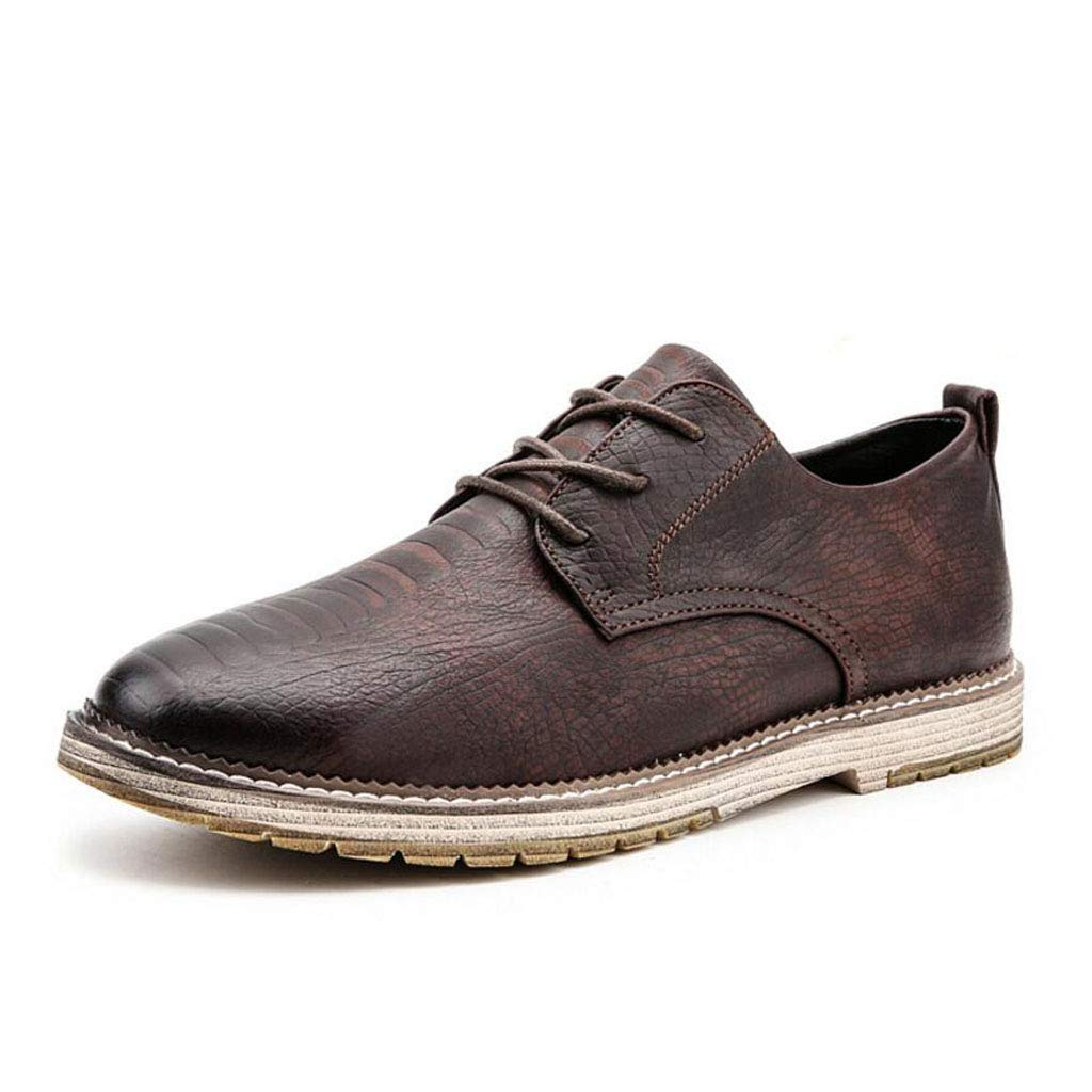Zxcvb Herren Leder Geschäft Schuhe Crocodile Grain Spitz Kleid Schuhe Freizeitschuhe Hochzeit Bankett Schuhe Freizeitschuhe Große Größe 39-48