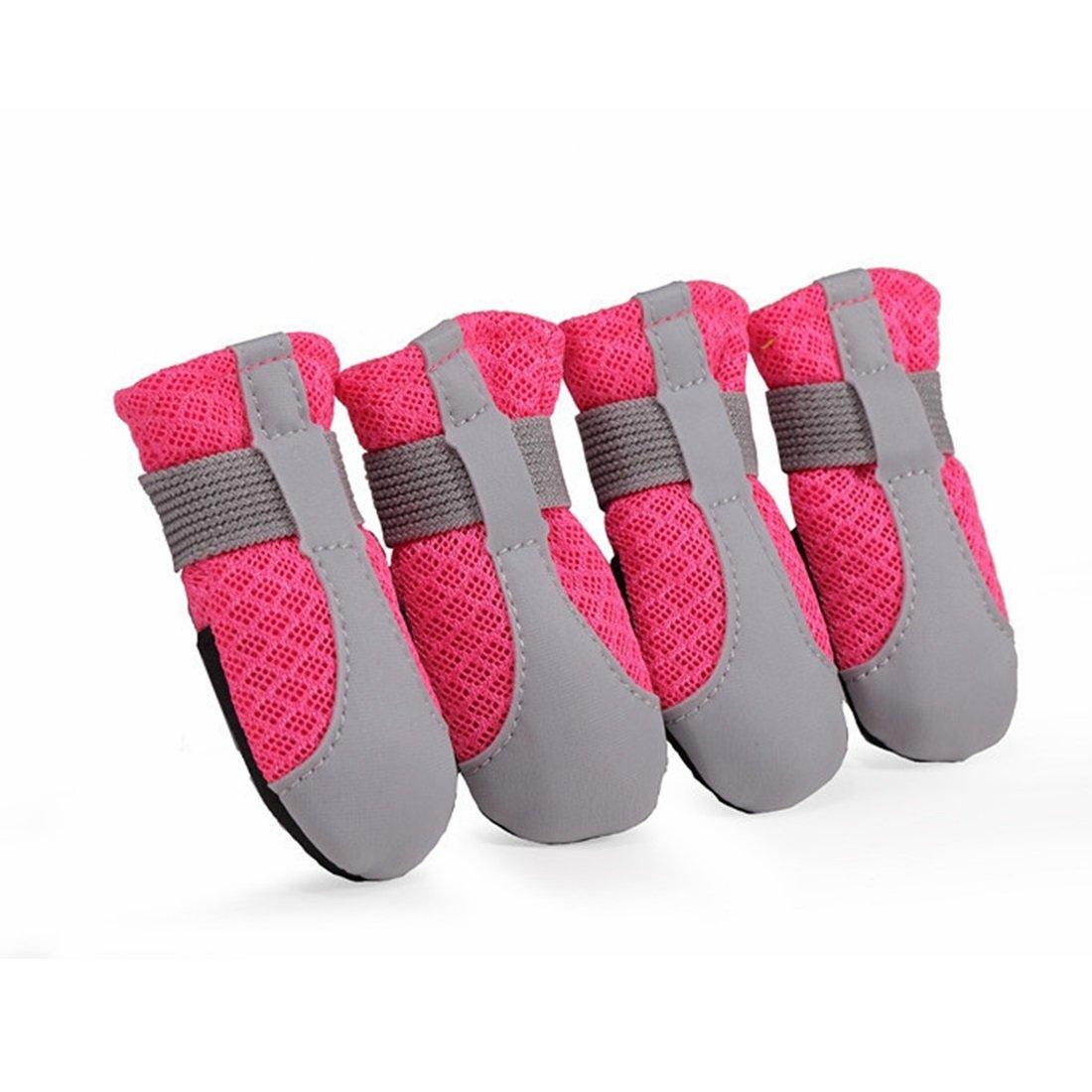 616b5bd4a1d Amazon.com: KTYX Summer Net Shoes, Pet Supplies, Sandals, Dustproof ...
