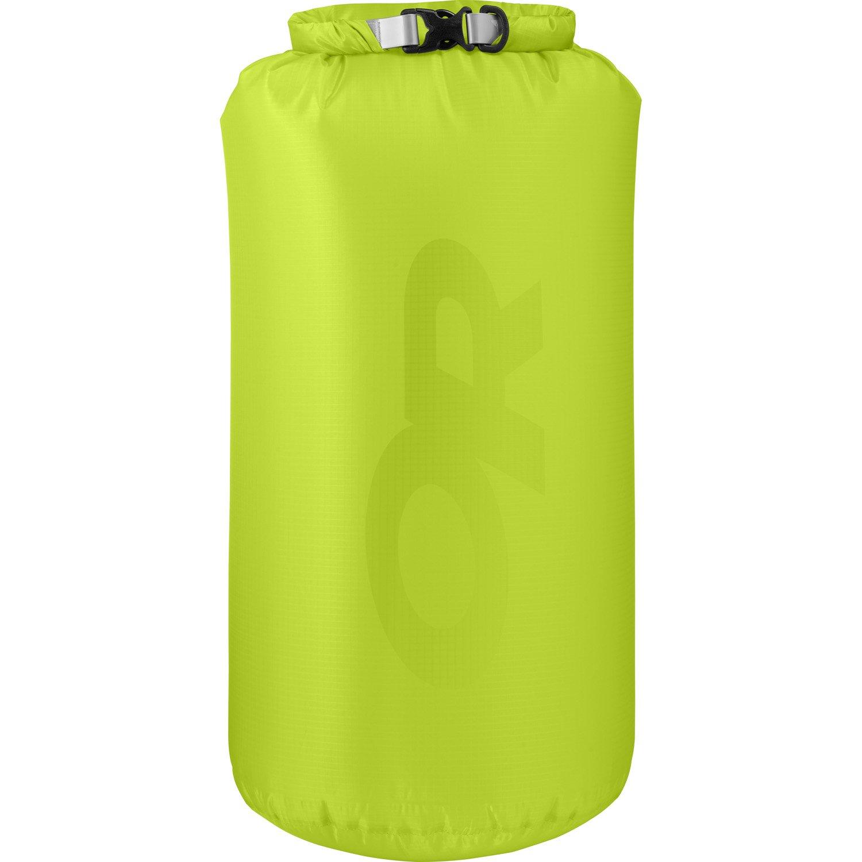 Outdoor Research Ultralight Dry Sack,Lemongrass,15-Liter