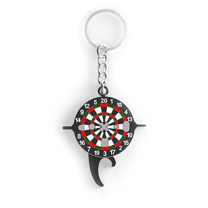 CyeeLife Sports-1PCS/2PCS-Darts Tool-Dartboard Bottle Opener with Key Ring