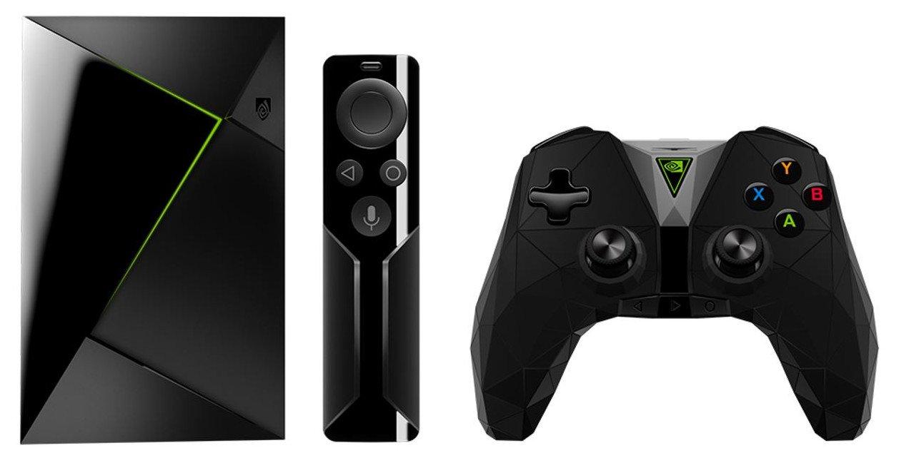 NVIDIA Shield TV - Appareil de streaming multimédia 4K HDR - Télécommande  et manette: Amazon.fr: Informatique