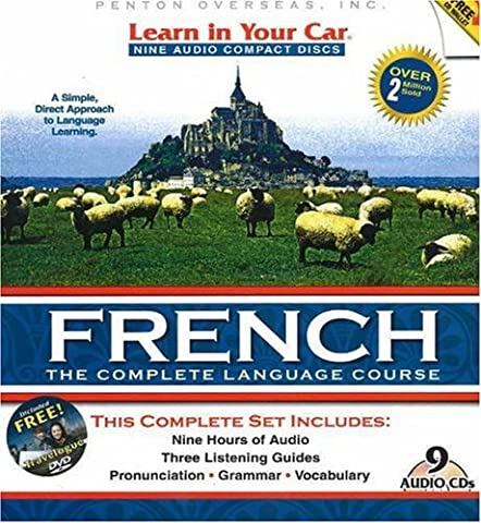 Learn in Your Car French: The Complete Language Course [With GuidebookWith CD Wallet] (French (French Complete Course)