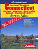 Central/Eastern Connecticut Street Atlas, , 1557512477