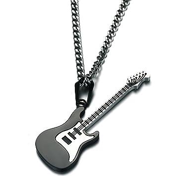 """Hemotrade 23.5"""", Hombres Mujeres Amantes de la Música Guitarra Colgante de Guitarra Eléctrica Bajo"""