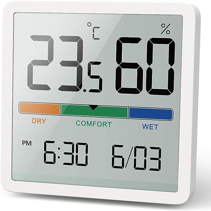 Top 10 Digital Display Desktop Thermometer