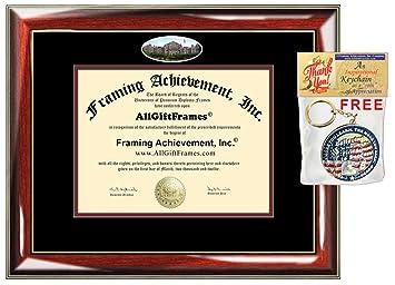 Amazon.com: Diploma marco Universidad Católica de América ...
