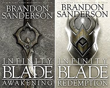 Amazon com: Infinity Blade: Awakening eBook: Brandon Sanderson