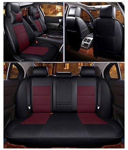 Protector de asiento de coche for asientos de cuero ...