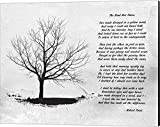 Robert Frost The Road Not Taken Canvas Art Wall Picture, Museum Wrapped with Black Sides and sold by Great Art Now, size 20x16 inches. This canvas artwork is popular in our Art by Room, Inspirational Art, Poetry Art, Quote Art, Art by Venue, Office A...