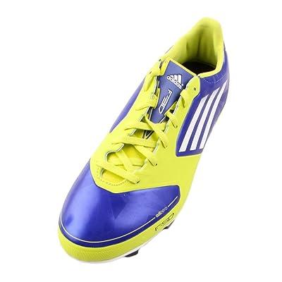 Adidas Adizero F30 TRX FG W Womens Blue/White/Yellow Soccer Cleats