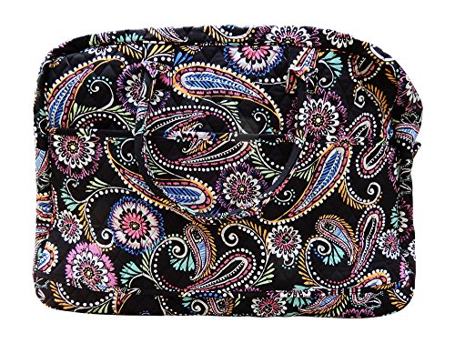 Amazon.com   Vera Bradley Grand Traveler, Bandana Swirl   Travel Duffels fafc9d5718