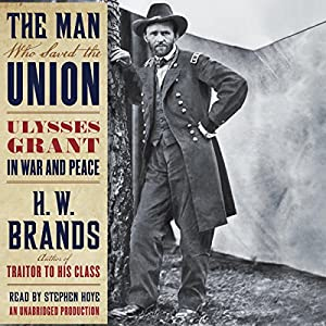 The Man Who Saved the Union Audiobook