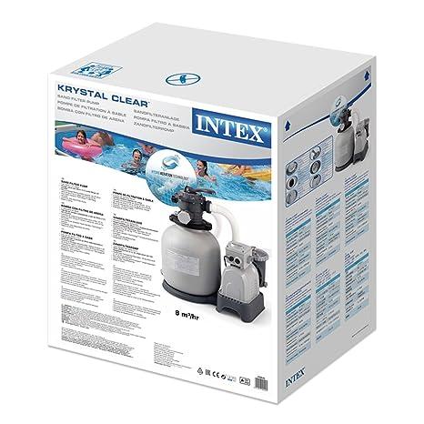 INTEX - Depuradora de Arena 14