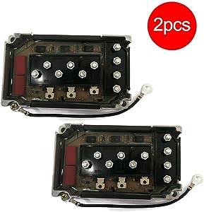 2x NEW CDI Switch Box 90/115/150/200 Mercury Outboard Motor 332-7778A12 Switchbox