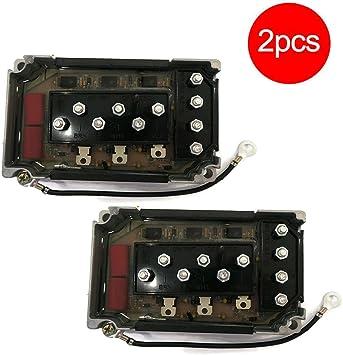 2x New Cdi Switch Box 90 115 150 200 Mercury Outboard Motor 332 7778a12 Switchbox Electrical Amazon Canada