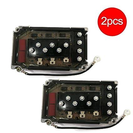 amazon com: 2x new cdi switch box 90/115/150/200 mercury outboard motor  332-7778a12 switchbox: automotive