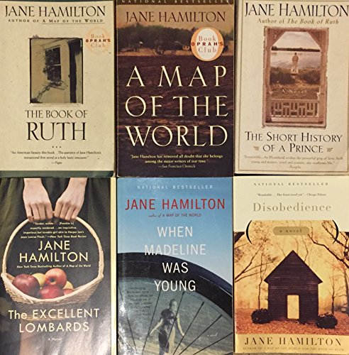 a map of the world jane hamilton - 4