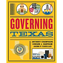 Governing Texas (Third Edition)