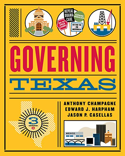 Governing Texas (Third Edition)