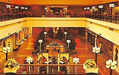 Warwick Rhode Island Midland Mall Interior Vintage Postcard - Island In Malls Rhode