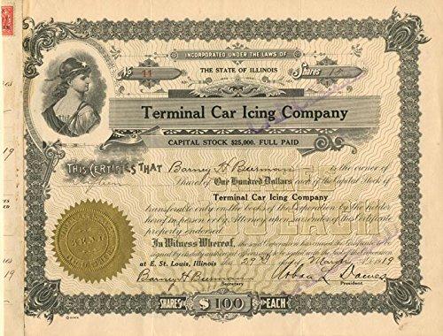 Terminal Car Icing Company ()