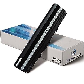 Píxeles ® Batería para ordenador portátil ASUS Eee PC 1201-n-siv018 m ul-20-ft 1201-nl 1201-hab 10.8 V 4400 mAh: Amazon.es: Informática