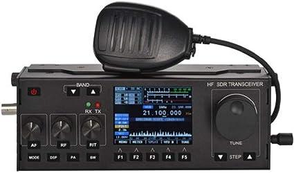 WEIWEITOE Impermeable marino Walkie Talkie Radio de banda dual HF ...