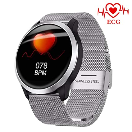 ZXCVBW 2019 Smart Watch Men PPG ECG IP68 Impermeable Frecuencia ...