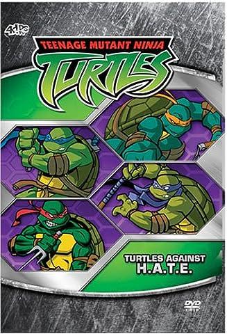 Teenage Mutant Ninja Turtles - Season 3.6: Turtles Against H.A.T.E. (Turtles Dvd Collection)