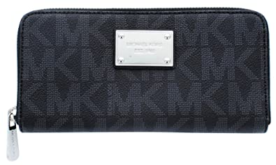 6dadffa22863 Amazon.com  Michael Kors Jet Set Women s Smartphone Wallet Pocket ...