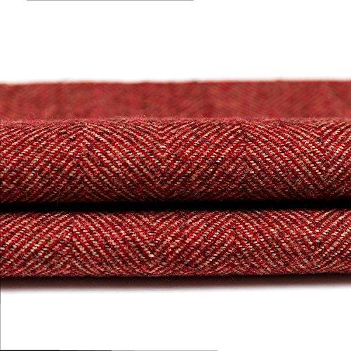 McAlister Herringbone Designer Fabric by Yard | 55