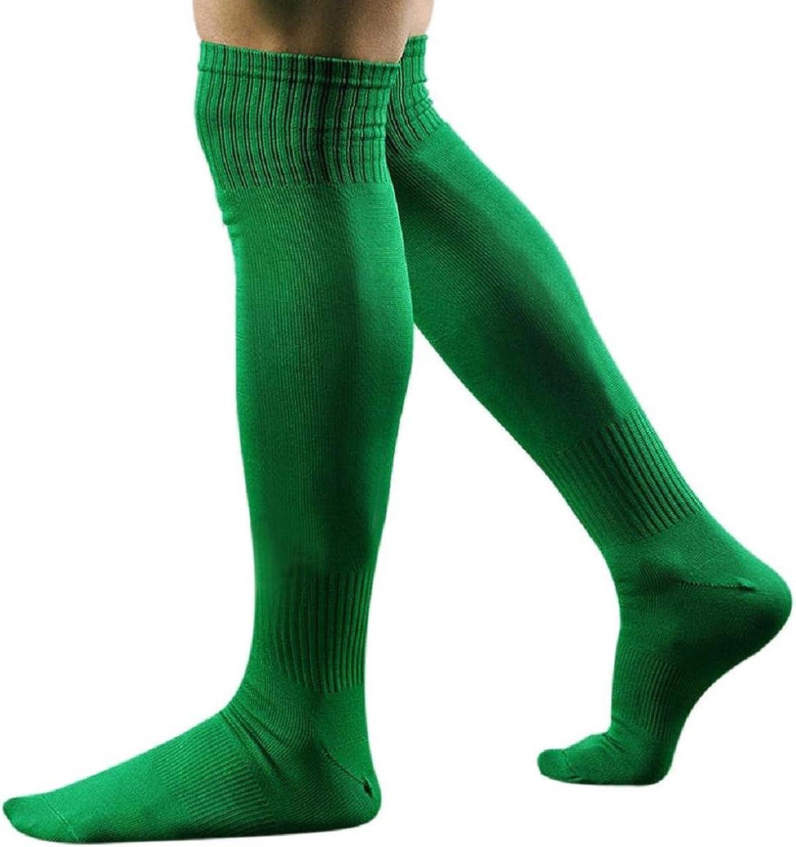 Witspace Men Football Long Socks Over Knee High Baseball Hockey Sport Socks