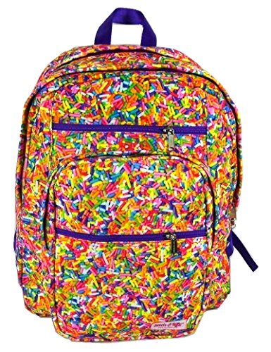 Sweetz A Riffic Candy Backpack