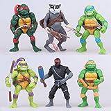Amazon.com: Teenage Mutant Ninja Turtles Movie 2014 Basic ...